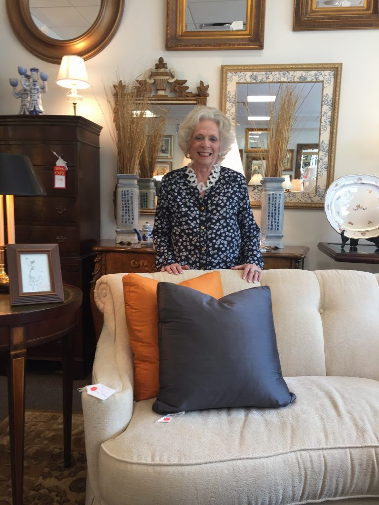 Harriet, Owner Of Estate Treasures