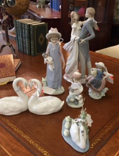 COLLECTION OF LLADRO FIGURINES  $39 - $150
