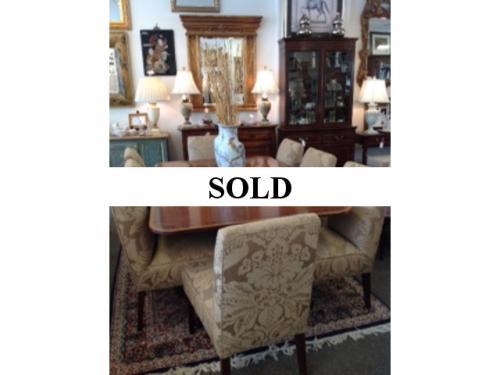 KITTINGER DINING ROOM TABLE ON SALE: $2296