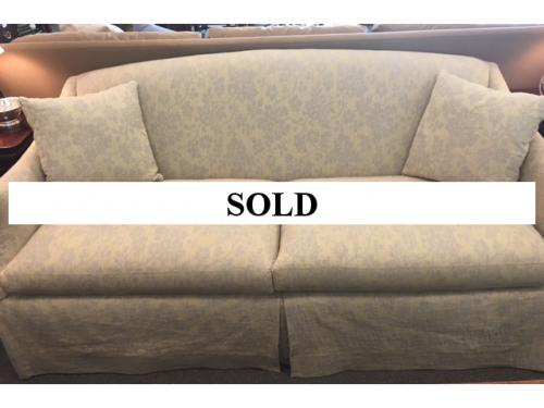 NEW LEE INDUSTRIES APT SIZE SOFA SPECIAL OFFER $1995