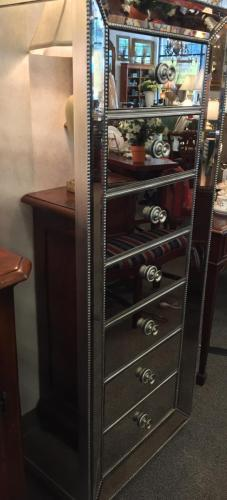 MIRRORED LINGERIE CHEST $995