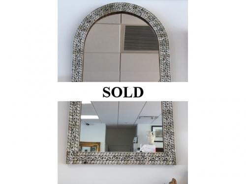 ARCHED MIRROR $395