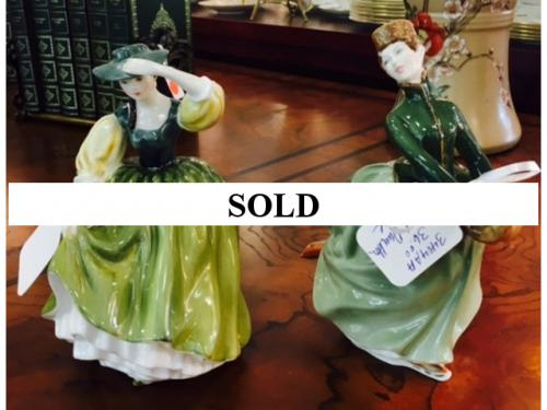 ROYAL DOULTON FIGURINES $36 EACH
