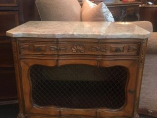 Antique Furniture Diplomatic Pair Antique French Regency Style Demi Lune Marquetry Cherub Home Console Tables Tables