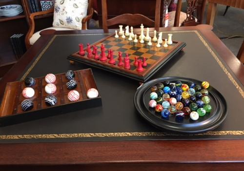 FAMILY GAMES CHESS  SOLITAIRE TIC TAC TOE $115-$195