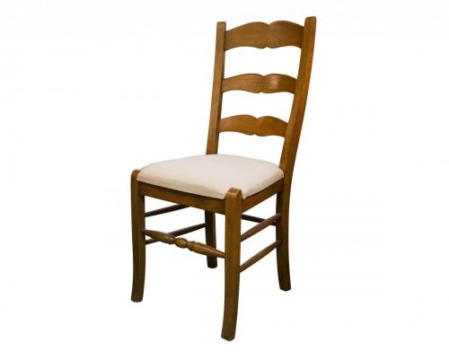 English Farmhouse Chair 17W x 16D x 38H